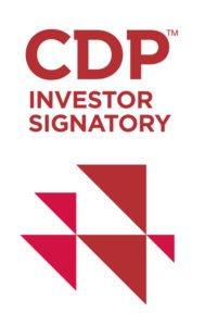 CDP Investor Signatory